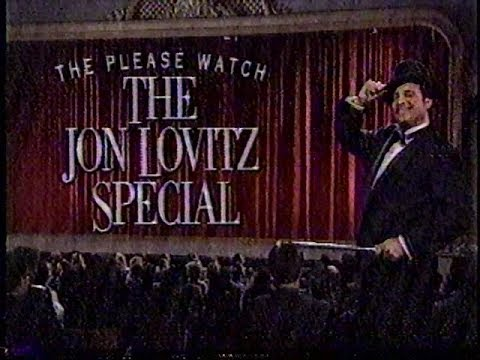 The Please Watch The Jon Lovitz Special