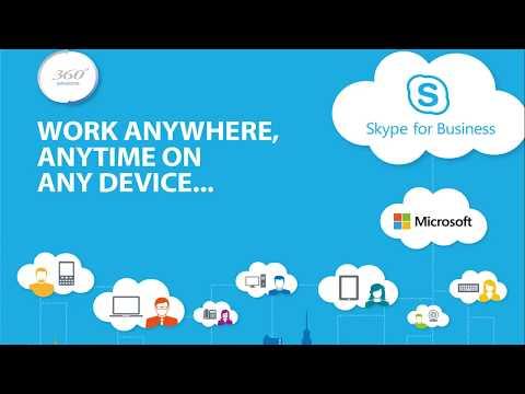 Trial Skype at St George's Park
