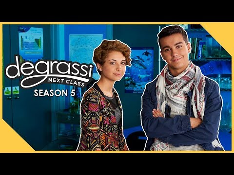 Degrassi: Next Class Has Been Quietly Working On Season 5