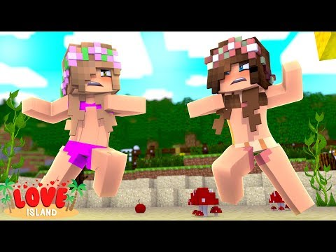 Little Kelly And The New Girl Have A Fight?!  Minecraft
