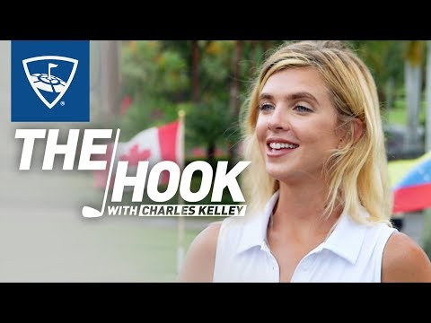 The Hook with Charles Kelley | Brett Young & Kenzie O'Connell Promo | Topgolf