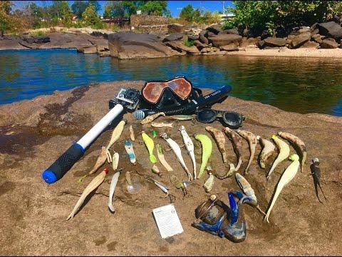 River Treasure! Fishing Tackle, Ray-bans, And MORE!!