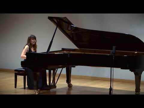 Fryderyk Chopin: notturno op. 27 n. 2 - Anna Kravtchenko