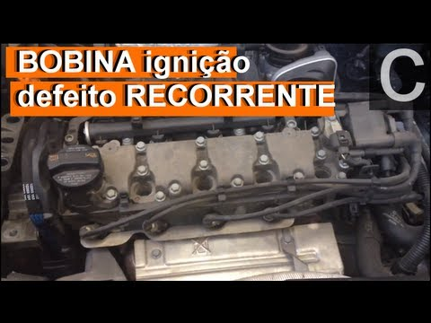 Dr CARRO Bobina de Ignição Pifando sem parar
