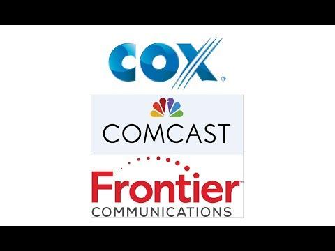 Post-Net Neutrality: Comcast, Cox, Frontier Raising Rates
