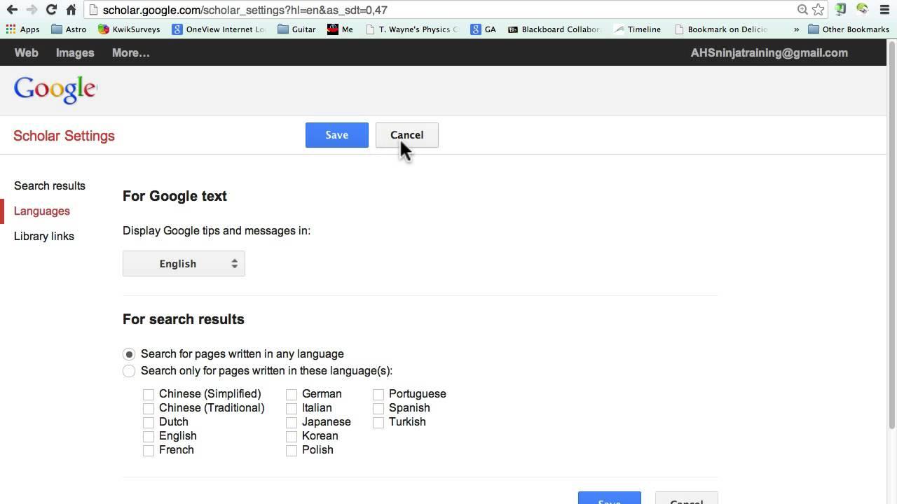scholar google com introdurcion