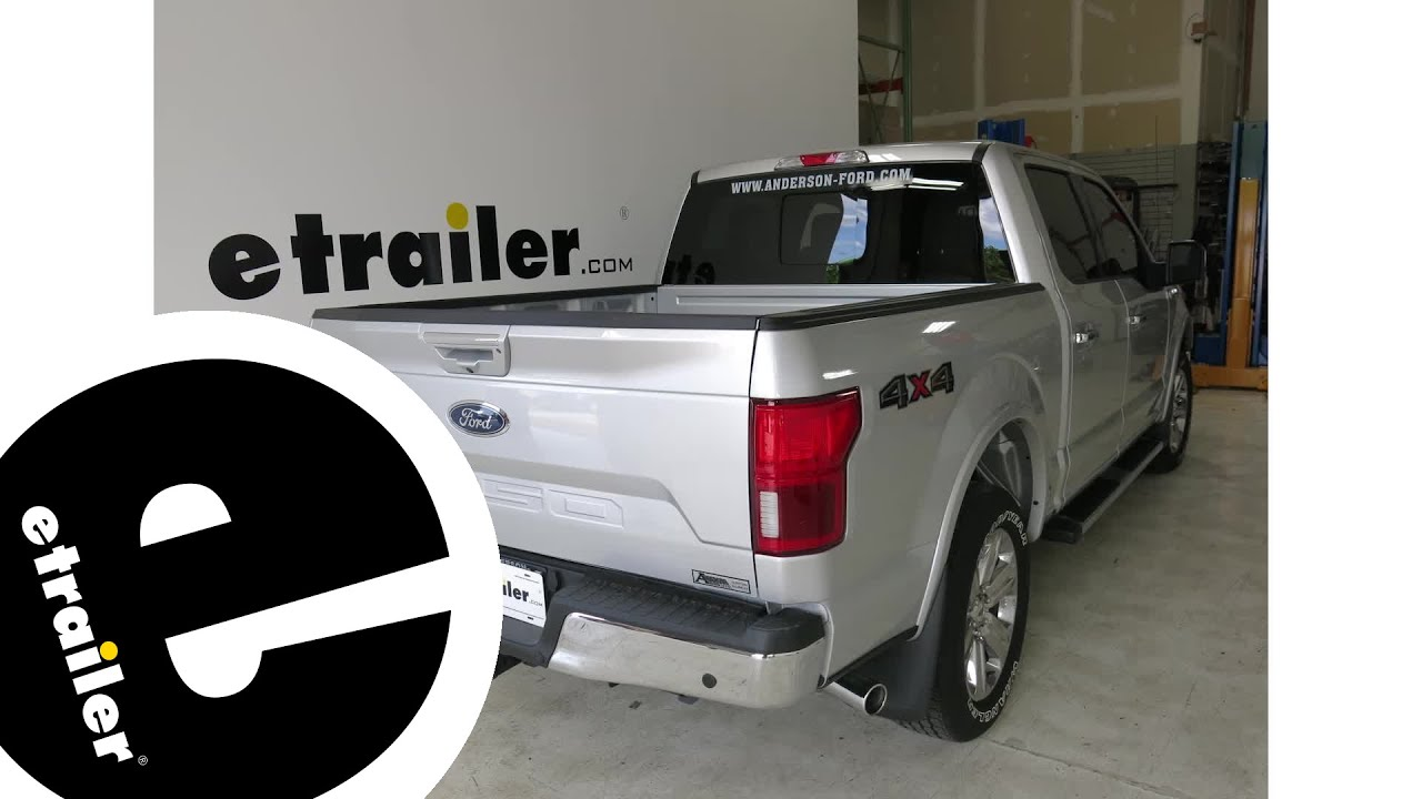 Etrailerwestin Custom Fit Truck Bed Mat Review 2018 Ford F 150