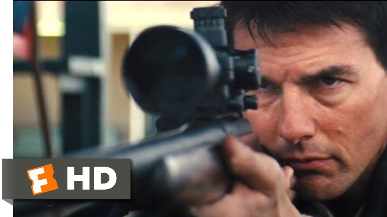 Download Jack Reacher (2012) - The Shooting Range Scene (8/10) | Movieclips