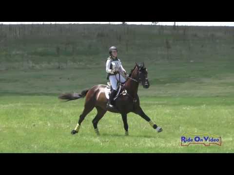 013XC Dresden Sutherland on Fernhill Royal Decree CCI1* Cross Country Colorado Horse Park June 2016