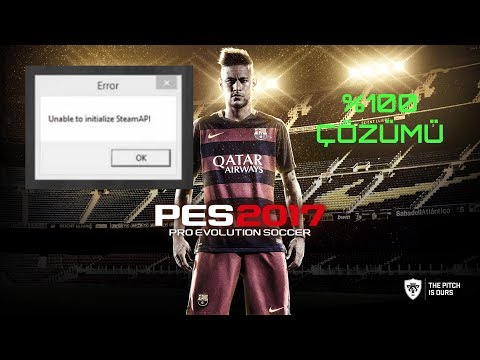 Unable to initialize steam api pes 2017 download