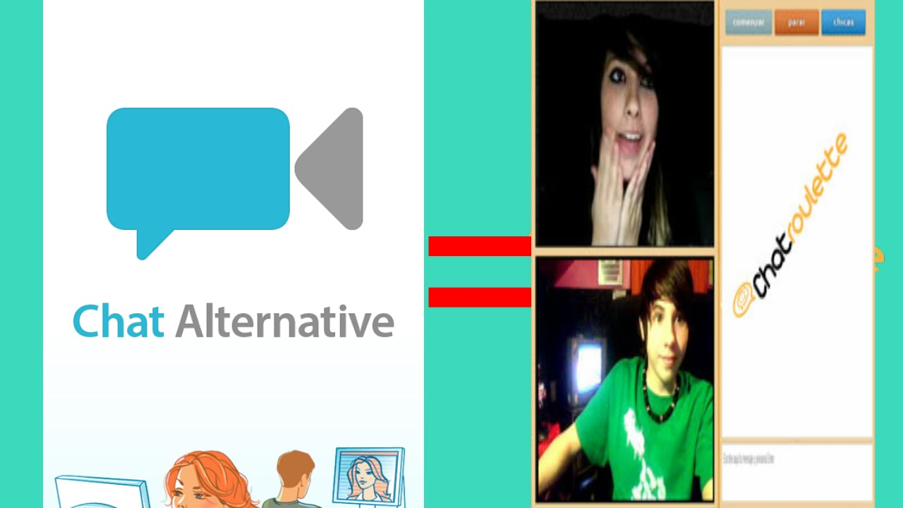 chatroulette alternatives android