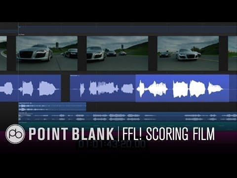 FFL! Re-scoring Prometheus Live in Logic Pro X