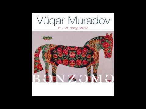 "Vugar Muradov ""RESEMBLANCE"" solo exhibition. 05.05.2017. Museum of Modern Art, Baku."