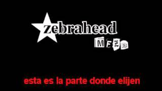 Watch Zebrahead House Is Not My Home video