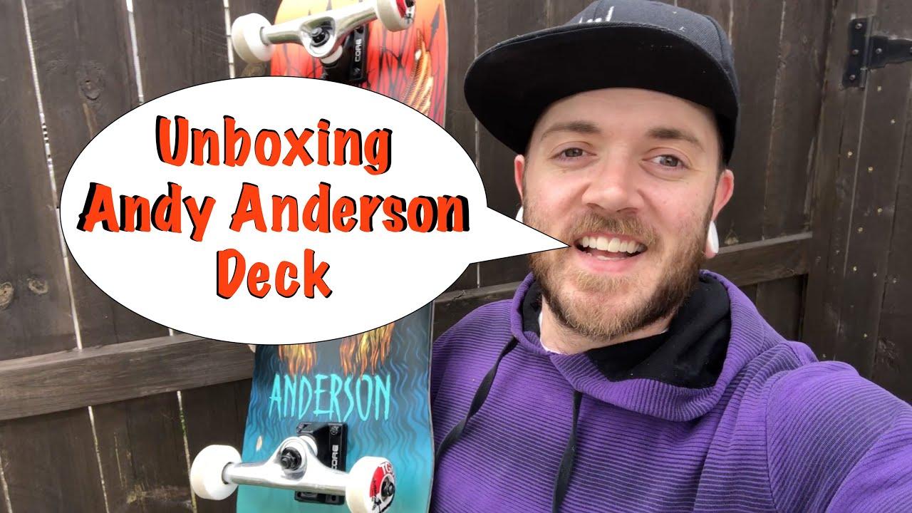 andy anderson flight deck