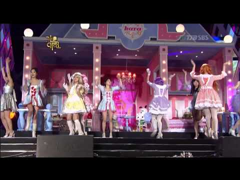 Kara   Honey Special Stage 1080p