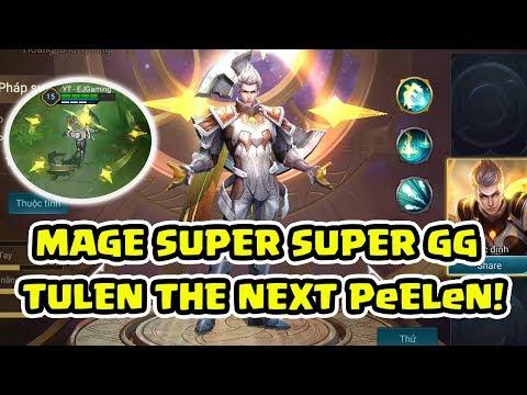 Ini Dia! HERO Mage Paling WAH the Best dan Emejing! Tulen the NEXT PLN! - Arena of Valor AOV