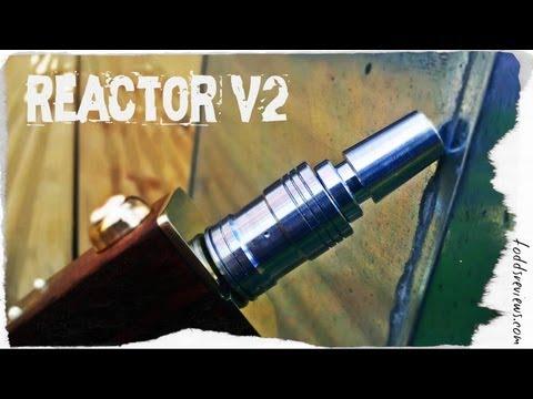 Reactor V2 RDA by madz modz