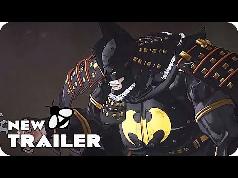 Batman Ninja Trailer & First Look (2018) Anime Movie