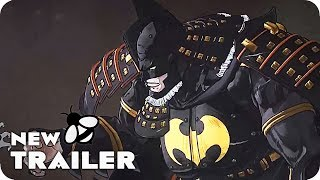 Batman Ninja Trailer & First Look (2018) Anime Movie thumbnail