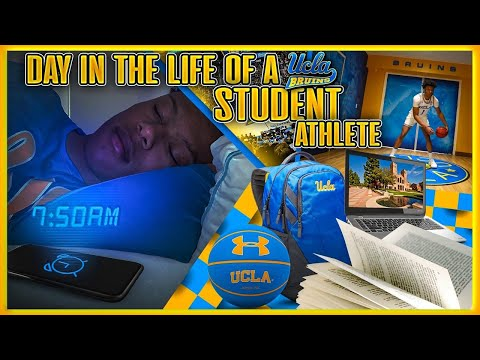 Day in the Life of a Ucla D1 Basketball player