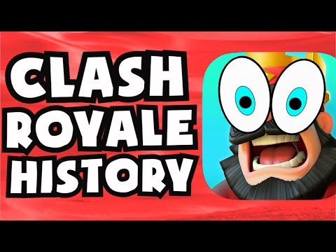 THE HISTORY OF CLASH ROYALE | TOP 20 FACTS / EVERYTHING YOU NEED TO KNOW ABOUT Clash Royale