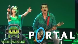 """Video Games Live performing """"Still Alive"""" from Portal at London Troxy 20th March 2016 [MultiCam]"""