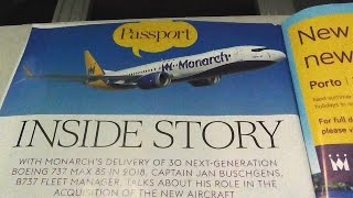 *Flight Report* Monarch Airlines A321-231 G-ZBAF Palma to Manchester