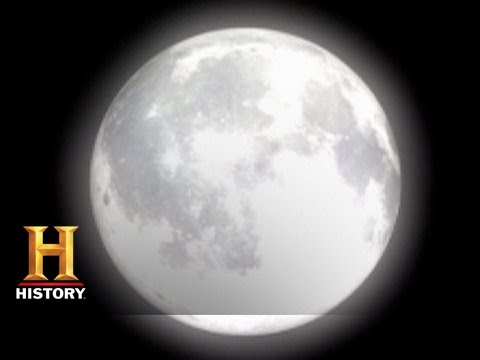 The Universe: The Phases of the Moon | History