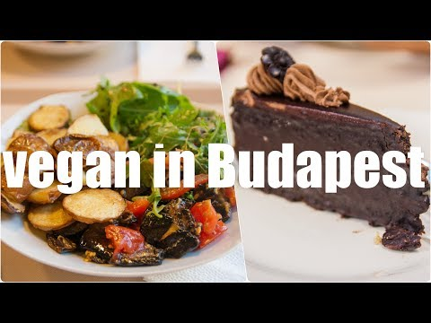 WHERE TO EAT & SHOP VEGAN IN BUDAPEST