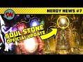 Iron Man New Weapon Soul Stone Deathstroke Black Panther Batgirl Nerdy News 7 mp3