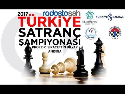 2017 Turkish Chess Championship Round 8