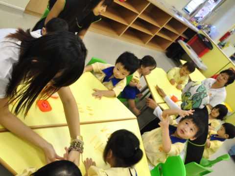 Starting School Year 2013 at Helios Preschool - Playgroup