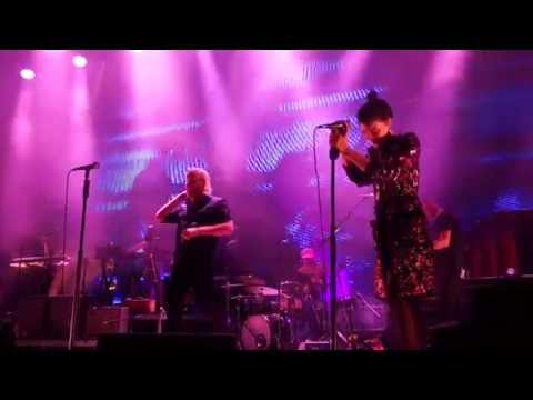 The National with Annie Clark - Prom Song 13th Century (Frankie & Johnny) - July 28, 2016