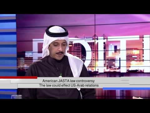 Inside Edition - JASTA law impact on Arab-US Relations
