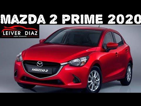 Mazda 2 Prime Sport Modelo 2020 Youtube