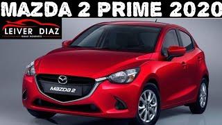 Mazda 2 Prime Sport Modelo 2020