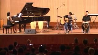 [12hmusicschool.vn] Hoàng Thành Thăng Long ( Hòa Tấu Guitar, Piano & Drum