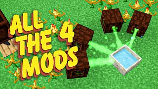 All The Mods 4 Modpack Ep. 15 Botania 1.14 Update