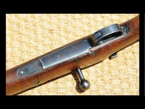 Mauser Vergueiro 1904 DWM - m/1904 m/1939, cal. 6,5x58mm (orig. 1904) 8x57mm IS (mod. 1939)