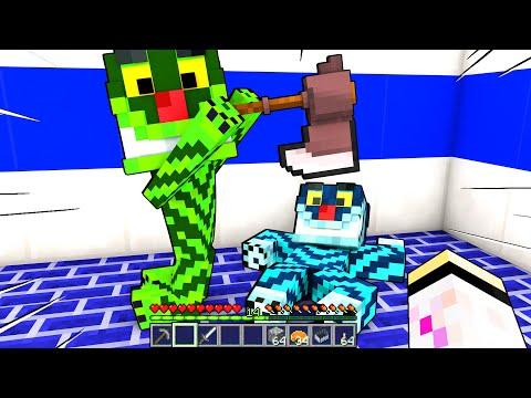 È ARRIVATO IL NEMICO DI ALEX!! - Vita su Minecraft 11