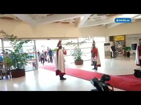Ado et Bédié à l'hôtel du Golf d'Abidjan