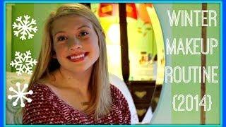 Winter Makeup Routine! (2014) Thumbnail