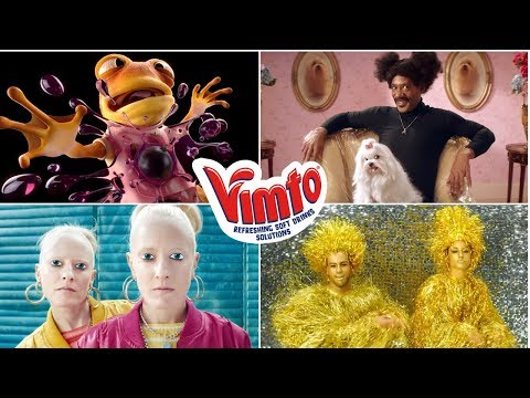 The Best Vimto Seriously Mixed Up Fruit Funny Adverts