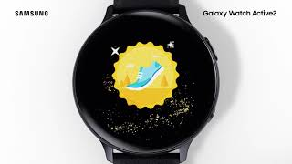 Samsung Indonesia: The New Look of Galaxy Watch Active2