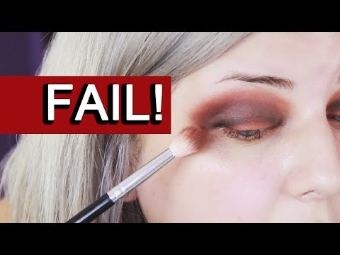 FAIL! PRIMA IMPRESIE: Jaclyn Hill X Morphe, Benefit Cosmetic