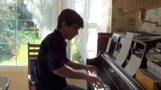 The World is Yours - NaS (Piano Cover by Matt McCloskey)