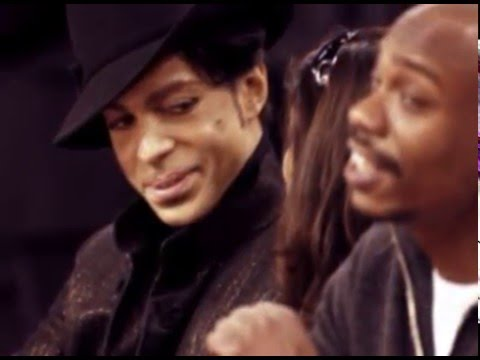 What Prince thought of Dave Chappelle Skit...