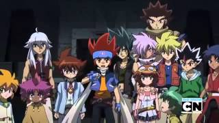 Beyblade Metal Fury Episode 36 - The Missing Star of the Four Seasons (English Dubbed Part 1)