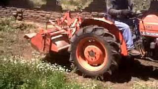 Tractor Kubota 4x4 ... 26 HP japones usados  .... www.comercialrivas.cl